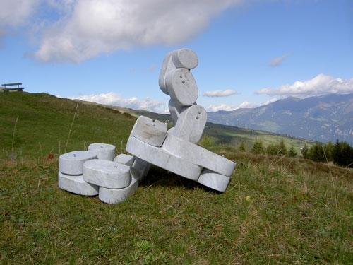 Modula in Graubünden Schweiz
