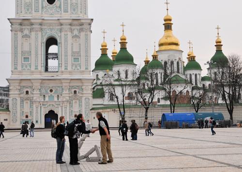 Modula Kiew Ukraine